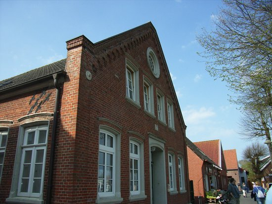 Hafen Carolinensiel: Am Caroliner Museums-Hafen.