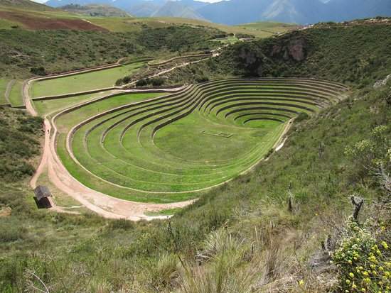 Mystic Journeys Peru: the Inca's argicultural masterpiece in the Sacred Valley