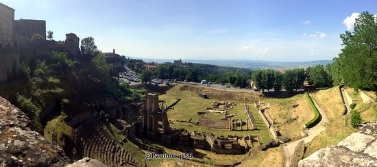 Teatro Romano (Roman Theater & Baths): particolari