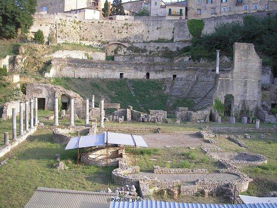 Teatro Romano (Roman Theater & Baths): foto datata
