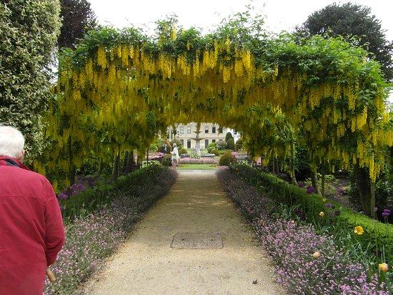 Brodsworth Hall and Gardens照片