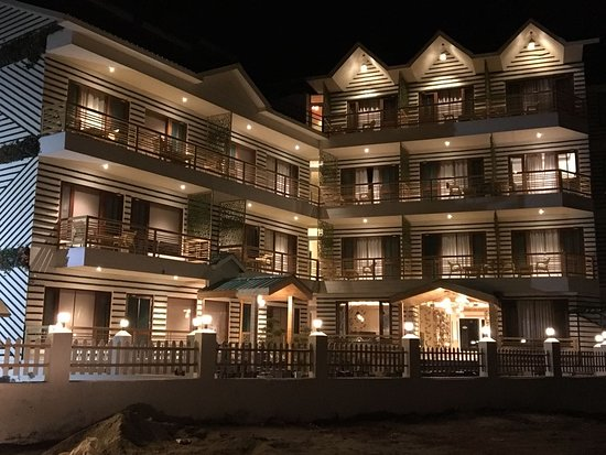 The best place to stay in Manali