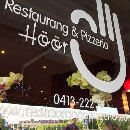 Bilde fra Restaurang & Pizzeria Hoor