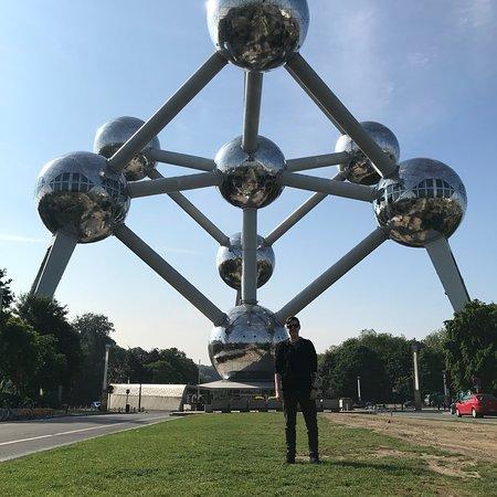 Atomium Φωτογραφία
