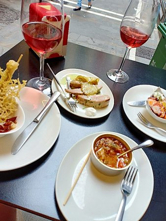 One of Best tapas in town