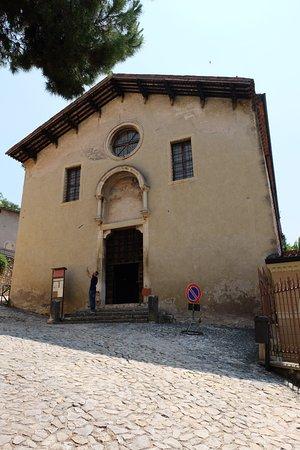 Soave, Italy: Facciata