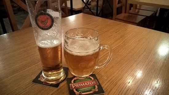 U Skretu: Пиво