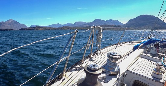 ‪Torridon Sailing Tours‬