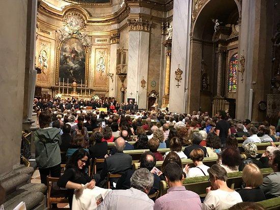Basilica de San Miguel: Concierto
