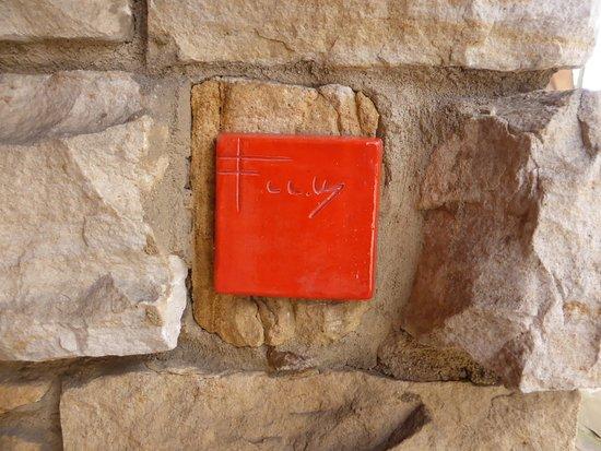 Chalk Hill, Pensilvania: FLW tile