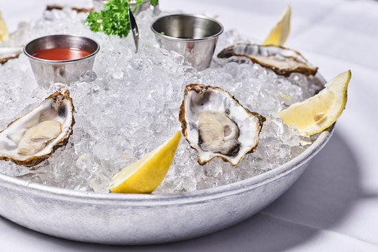 The Oyster Club: Oesters