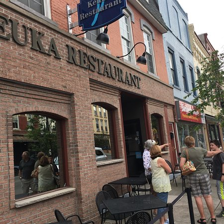 The Keuka Restaurant