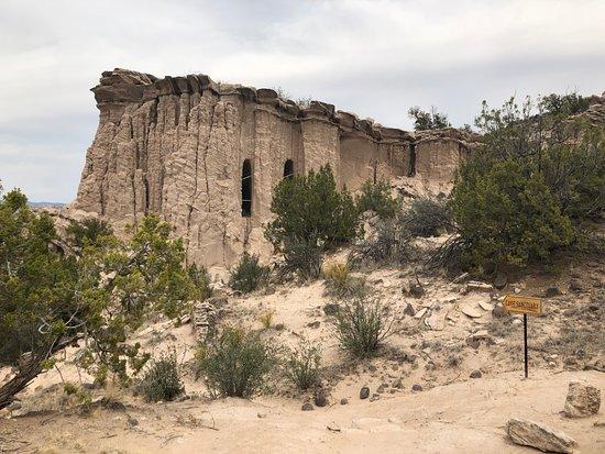 Ojo Caliente, NM: Ra Paulette's Windows of the World Cave