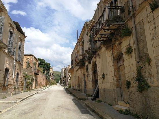 Province of Trapani, Italia: Poggioreale Antica