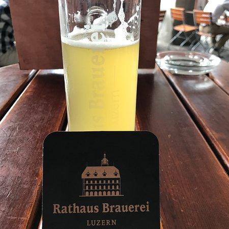 Restaurant Rathaus Brauerei Luzern照片