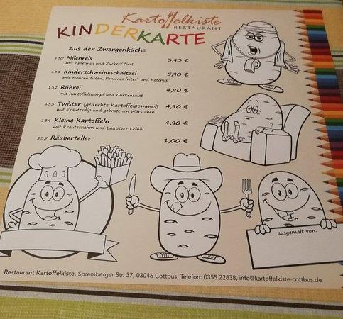 Cottbus Kartoffelkiste