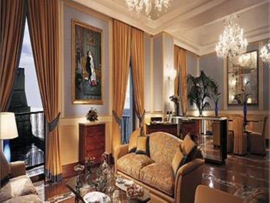 Grand Hotel Vesuvio: Lobby