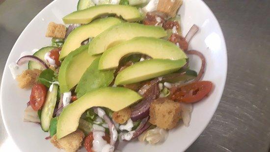 Buttercup Cafe: Avocado Salad