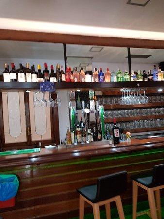 El Palco: Great cafe bar.