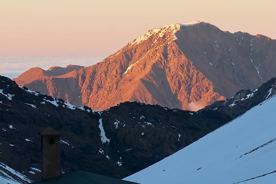 Day tour in high Atlas mountains: From the refuge