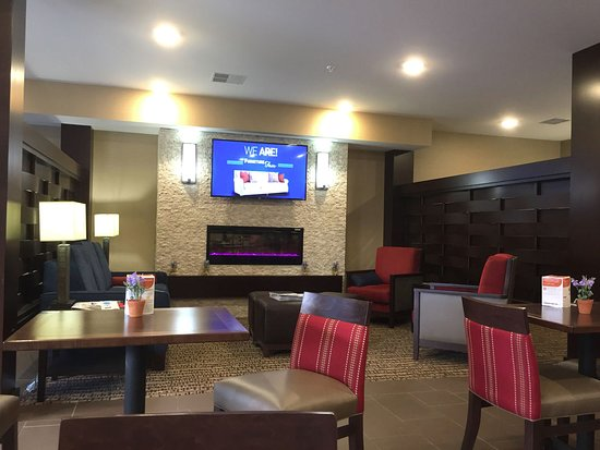 Wilder, KY: Comfort Inn breakfast area