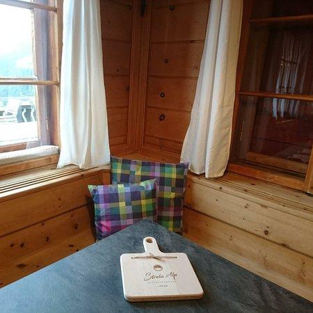 Restaurant Strela-Alp: Bergrestaurant Strela Alp - Schatzalp