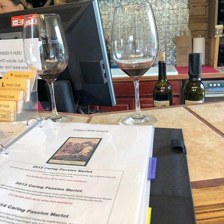 Stemilt Creek Winery Tasting Room