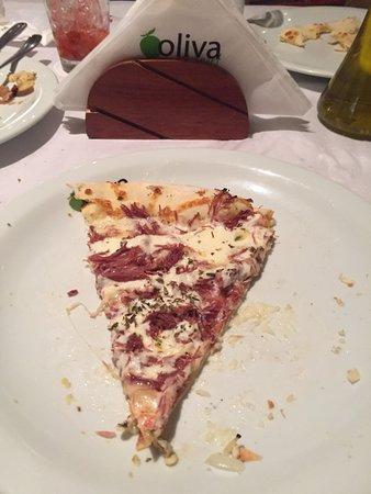 Ótima opção de rodízio de pizza!