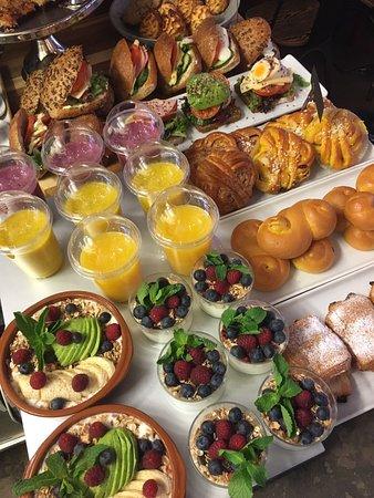 Caffe Daily´s: breakfast