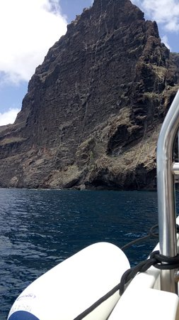Masca Express: Cliffs of Los Gigantes