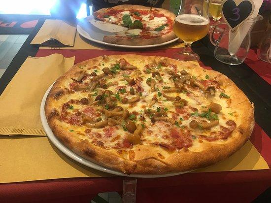 I Love Pizza Photo
