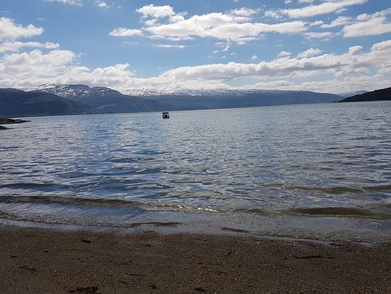 Mo i Rana, Noruega: alterenstranda