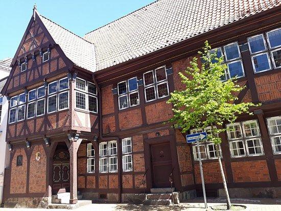 Rathaus Rendsburg.