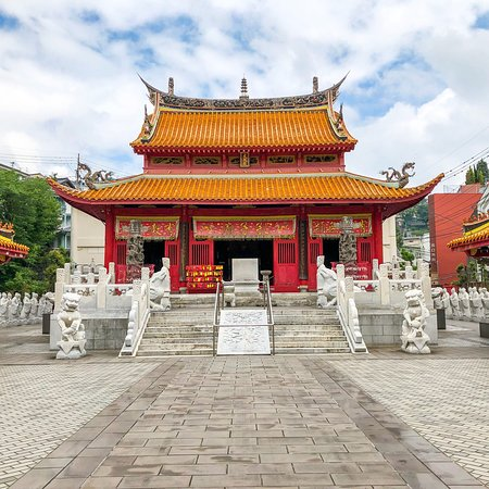 The Confucian Temple, the Chinese Museum of Successive Generations