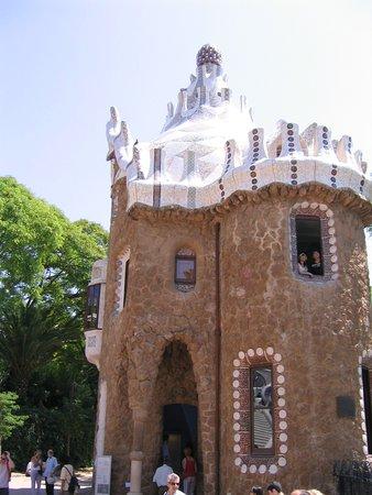 Πάρκο Guell: Barcelona, Park Guell
