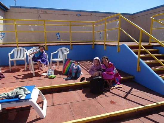 Stonehaven Open Air Swimming Pool: Stonehaven Outdoor Swimming Pool