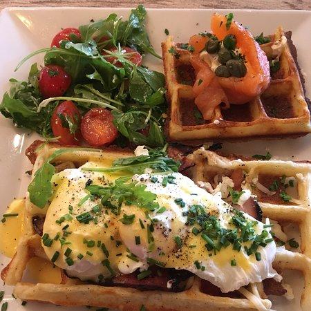 Hearty Healthy Breakfast!