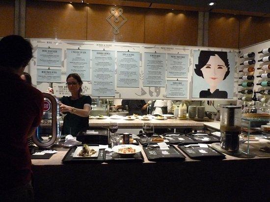 Marlene Vieira Food Corner: Marlene Vieira stand