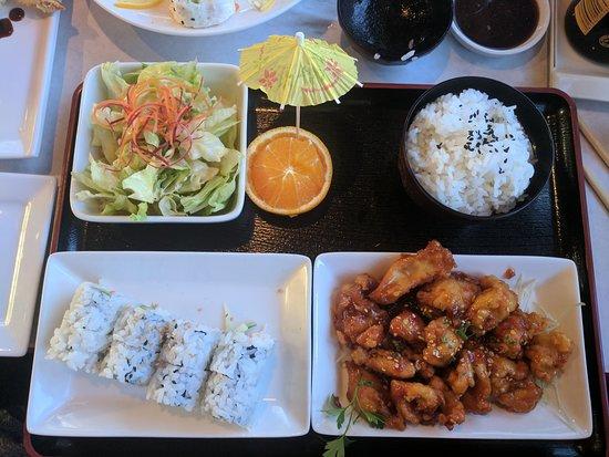 Dana Kai Japanese Cuisine: Lunch Special #everyday
