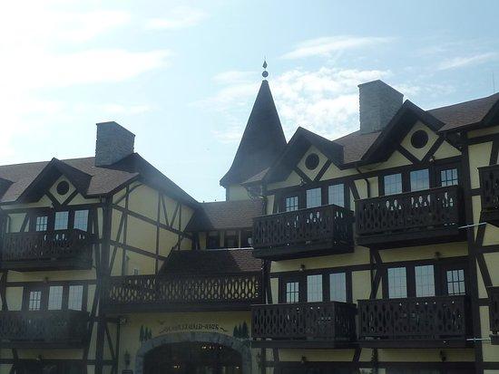 Bavarian Inn Dining Room