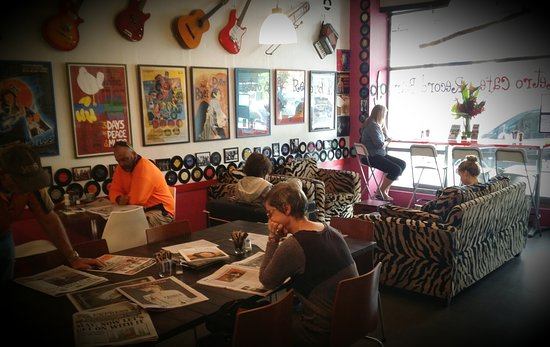 Brewsters: Relaxed atmosphere