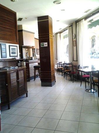 Hotel Pasaje: Cafeteria