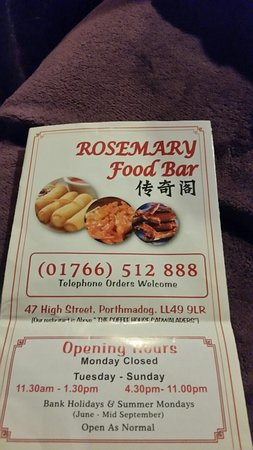 Welcome Chinese Takeaway & Delivery Φωτογραφία