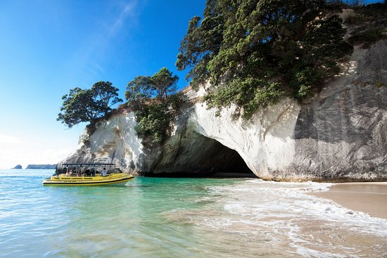 Whitianga, Nya Zeeland: Cathedral Cove