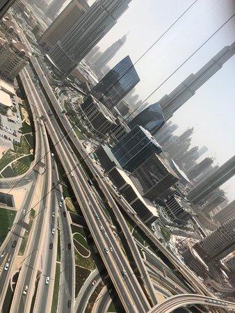 Dusit  Thani Dubai: Burj Khalifa and Dubai Mall View from Room