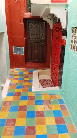 Moulay Idriss, Morocco: Acceso