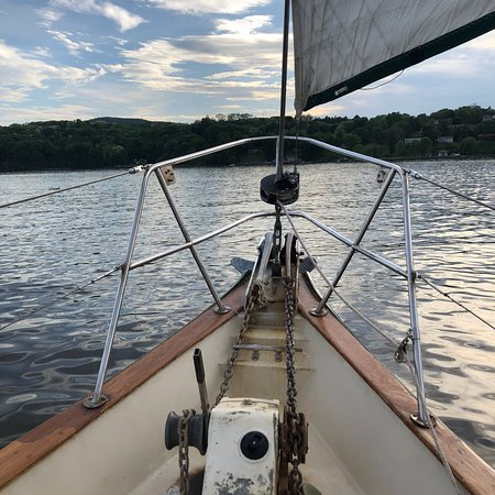 Kingston, NY: The most amazing sailing local sailing trip. Jerome treated us like royalty     This is a must e