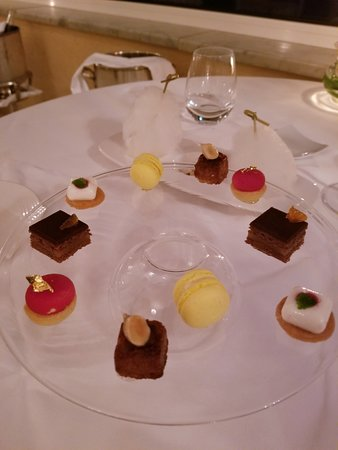 Petit Fours Picture Of Terrazza Bosquet Sorrento