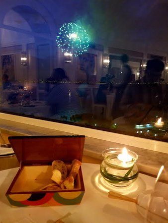 Bread Box And Fireworks Picture Of Terrazza Bosquet