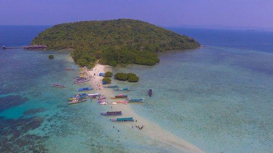 Lampung, Indonesia: Island trip